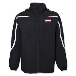 Netherlands Flag All Weather Storm Jacket