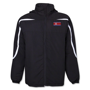 North Korea Flag All Weather Storm Jacket