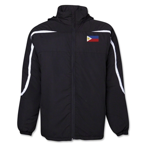 Philippines Flag All Weather Storm Jacket