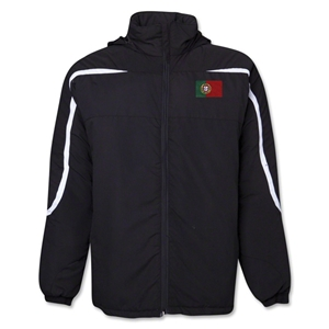 Portugal Flag All Weather Storm Jacket