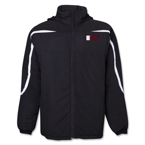 Qatar Flag All Weather Storm Jacket