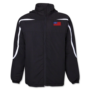 Samoa Flag All Weather Storm Jacket