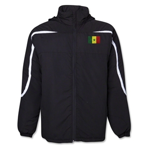 Senegal Flag All Weather Storm Jacket