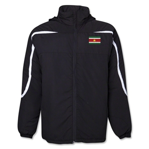 Suriname Flag All Weather Storm Jacket