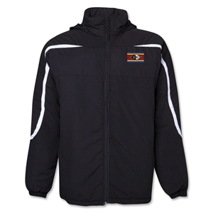Swaziland Flag All Weather Storm Jacket
