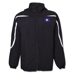 Taiwan Flag All Weather Storm Jacket