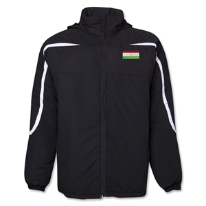 Tajikistan Flag All Weather Storm Jacket
