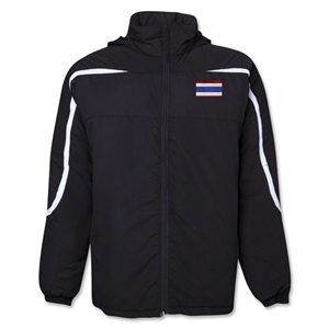 Thailand Flag All Weather Storm Jacket