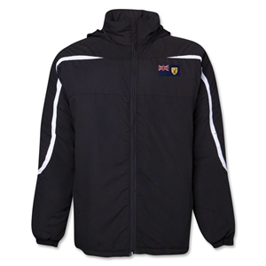 Turks & Caicos Islands Flag All Weather Storm Jacket