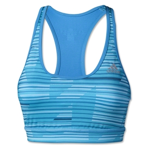 adidas TechFit Bra-Stronger (Blue)