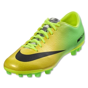 Nike Mercurial Veloce AG (Vibrant Yellow)