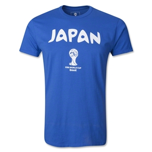 Japan 2014 FIFA World Cup T-Shirt