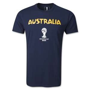 Australia 2014 FIFA World Cup T-Shirt