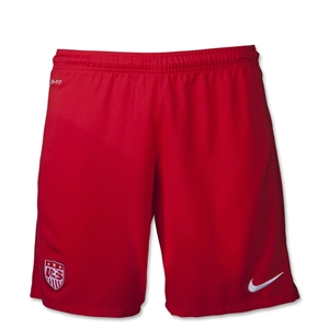 USA 14/15 Youth Away Soccer Short