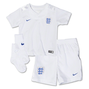 England 14/15 Infant Home Soccer Kit
