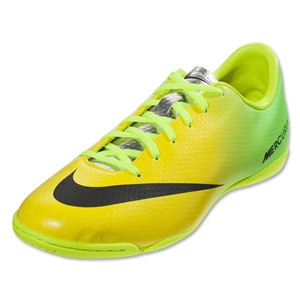 Nike Junior Mercurial Victory IV IC (Vibrant Yellow)