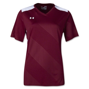 Under Armour Women's Fixture Jersey (Cardnal/Wh)