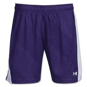 Under Armour Women's Fixture Short (Pur/Wht)