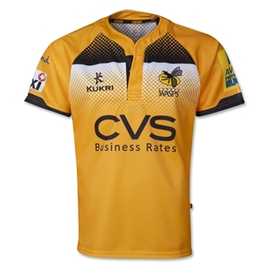 London Wasps 13/14 Alternate Rugby Jersey