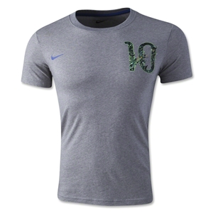 Neymar Hero T-Shirt (Gray)
