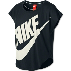 Nike Signal Women's T-Shirt (Black)