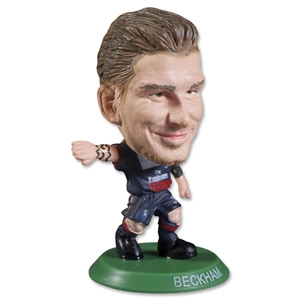 Paris Saint-Germain 13/14 Beckham Home Mini Figurine