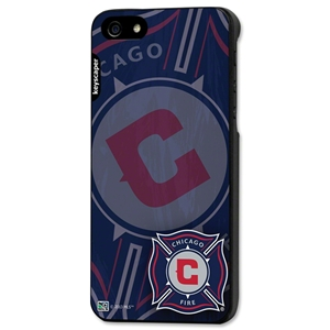 Chicago Fire iPhone 5S Case