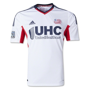 New England Revolution 2014 Secondary Soccer Jersey
