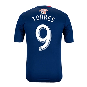 Chivas USA 2014 TORRES Authentic Secondary Soccer Jersey