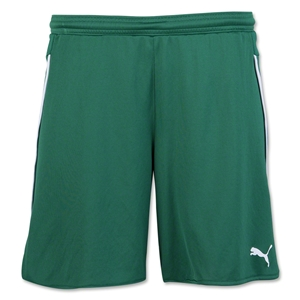 PUMA Speed Women's Short (Green/Wht)
