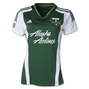 Portland Timbers 2014 Women's Primary Soccer Jersey