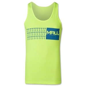 Maul Rugby Hey Yo Yellow BrightLine Tank
