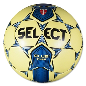 Select Club Turf Ball (White/Black/Silver)