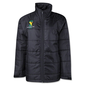 2014 FIFA World Cup Polyfill Puffer Jacket