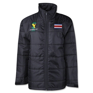 Costa Rica 2014 FIFA World Cup Puffer Jacket