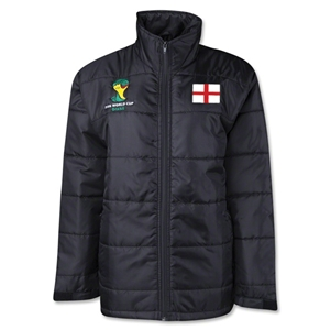 England 2014 FIFA World Cup Puffer Jacket