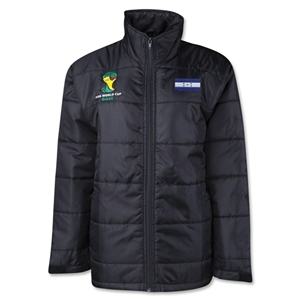 Honduras 2014 FIFA World Cup Puffer Jacket