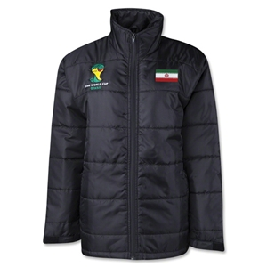 Iran 2014 FIFA World Cup Puffer Jacket