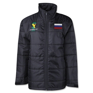Russia 2014 FIFA World Cup Puffer Jacket