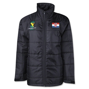 Croatia 2014 FIFA World Cup Puffer Jacket