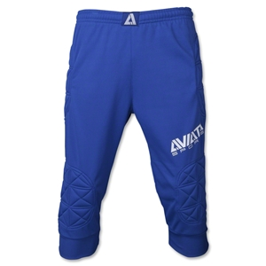 Aviata Exo-Skel 3/4 Goalkeeper Pant (Royal)