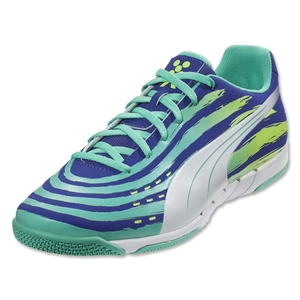 PUMA Trovan Lite (Spectrum Blue/White/Electric Green)
