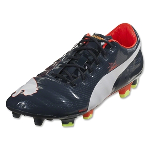 Puma evoPower 1 FG (Ombre Blue/White)