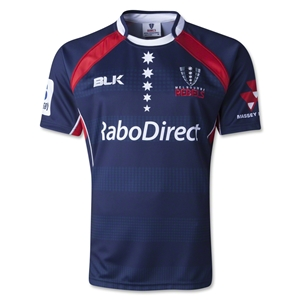 Melbourne Rebels 2014 Home Rugby Jersey