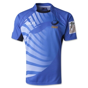 Western Force 2014 Home Rugby Jersey