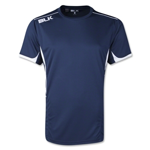 BLK Tek V Training Shirt (Navy/White)