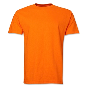 Custom Print T-Shirt (Orange)