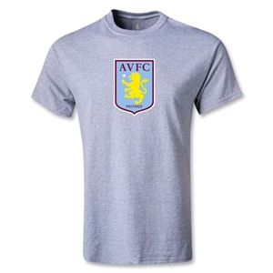 Aston Villa T-Shirt (Gray)