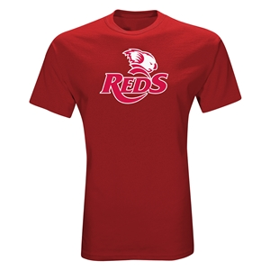 Queensland Reds Supporter T-Shirt (Red)
