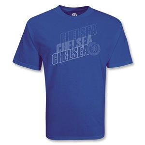 Chelsea Football Club Chelsea Chelsea Chelsea Soccer T-Shirt (Royal)